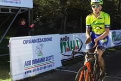 La Ludobike brilla nel fango di Ferentino con lo splendido secondo posto di Daniele De Feudis