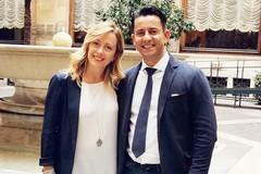 Galantino: «La famiglia di Fratelli d'Italia mi ha accolto con grande affetto»