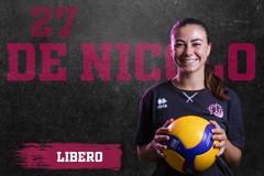 Star Volley, ancora una conferma: Ilaria De Nicolo resta in nerofcusia