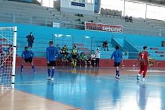 Fùtbol Cinco, mister Di Pinto: «Avvio soddisfacente, migliorare la mentalità»