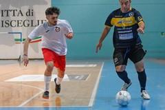 Il Futsal Bisceglie ospita il Sammichele