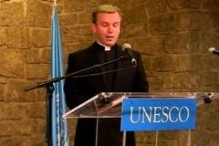 Il Direttore della Casa Museo di Giovanni Paolo II in visita a Bisceglie