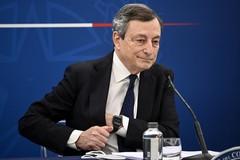Draghi: «Didattica in presenza anche in zona arancione dal 26 aprile»
