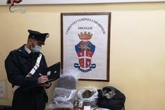 24enne biscegliese bloccato con un ingente quantitativo di droga