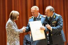 Il finanziere biscegliese Mauro Gallo nominato Cavaliere della Repubblica