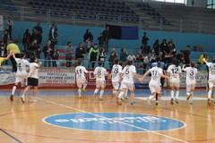 Orgoglio Bisceglie Femminile, cinque sberle all'Az Gold Futsal