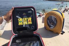 Due nuovi defibrillatori per Bisceglie