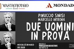 """""""Due uomini in prova"""" di Pinuccio Sinisi e Marcello Introna"""