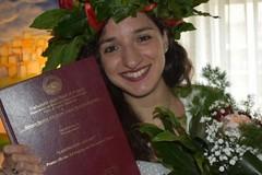 Laurea bis per Elena Di Liddo