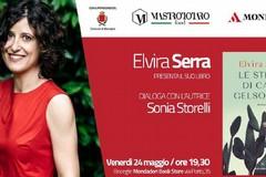 """Elvira Serra presenta il libro """"Le stelle di capo gelsomino"""""""