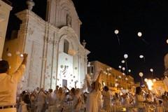 La cena bianca di Puglia a Bisceglie