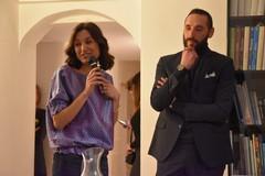 """A Bisceglie la rassegna """"Urban talk"""" con Esther Tattoli e Alessandro Larrante"""