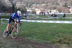 Ettore Loconsolo in Toscana per l'ultima tappa del Giro d'Italia ciclocross