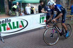 Ettore Loconsolo comincia la stagione di ciclocross con una bella vittoria nel Lazio