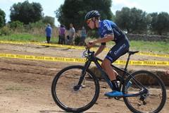 Ettore Loconsolo debutta nel team Cps professional con un ottimo secondo posto