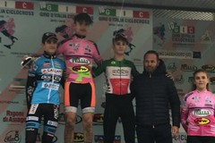 Un altro podio per Ettore Loconsolo al Giro d'Italia Ciclocross