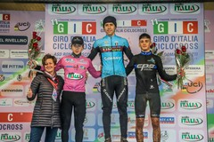 Ettore Loconsolo doma il fango e conquista il podio a Osoppo