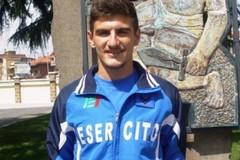 Eusebio Haliti vince la sua batteria, è in finale agli assoluti sui 400 ostacoli