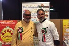 Il biscegliese Montarone premiato come pizzaiolo d'eccellenza italiana
