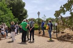 """""""Cortili aperti"""", oltre 200 visitatori al Giardino Botanico di Bisceglie"""