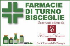 Farmacie di turno dal 24 al 30 settembre