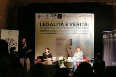 La testimonianza di Federica Angeli a Bisceglie: il giornalismo antimafia e la funzione sociale della denuncia pubblica