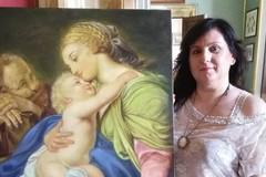 Un tuffo nella grande bellezza con l'artista biscegliese Felicia Caggianelli