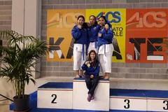 Karate, le Fiamme Cremisi conquistano quattro medaglie ai campionati italiani Aics