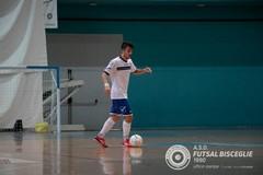 Futsal Bisceglie punito oltre i suoi demeriti