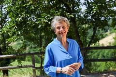 Gradito ritorno di Simonetta Agnello Hornby a Bisceglie