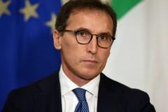 Il ministro Boccia a Barletta per un sopralluogo all'ospedale da campo