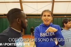 Francesco Boccia attacca il decreto sicurezza Salvini: partita con gli immigrati al PalaCosmai