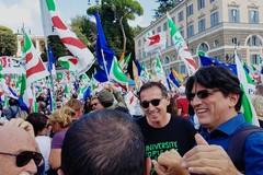 Francesco Boccia soddisfatto per l'esito della manifestazione nazionale del Pd