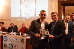 """Mister Ventura e Susanna Nicoletti premiati nella sesta edizione di """"Futsal passion"""""""