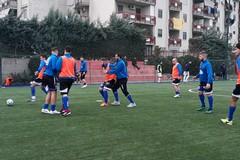 Big match al centro sportivo Olimpiadi tra Fùtbol Cinco e Futsal Terlizzi