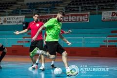 Futsal Bisceglie-Diaz, amichevole di fine anno