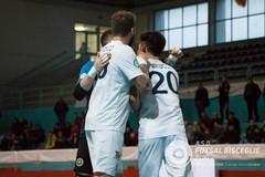 Futsal Bisceglie, bentornata vittoria