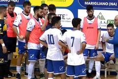 Polemica social Naglieri-Futsal Bisceglie