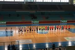 Un disperato Futsal Bisceglie cede anche al Castelfidardo