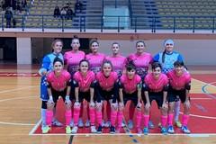 La Futsal Salinis Margherita in campo al PalaDolmen