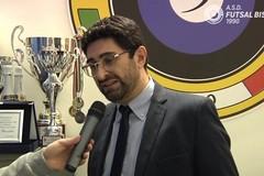 Caso Naglieri-Futsal Bisceglie, il presidente Simone invita l'assessore al PalaDolmen