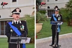 Cambio della guardia al vertice della Legione Carabinieri Puglia