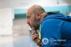 Futsal Bisceglie, sconfitta che sa di beffa