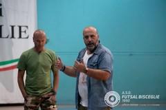 Futsal Bisceglie a raduno lunedì