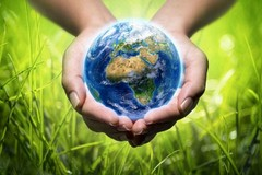 Giornata mondiale della terra, flash mob virtuale di Legambiente