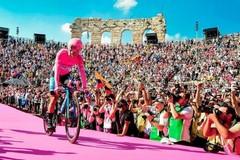 Il Giro d'Italia 2020 partirà dalla Sicilia