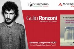 """Giulio Ronzoni presenta il libro """"Generazione fuori luogo"""""""