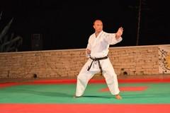 Karate sotto le stelle con l'Asd Sol Levante