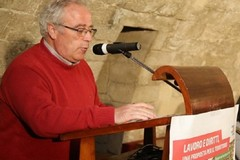 Giuseppe Deleonardis riconfermato segretario provinciale Cgil