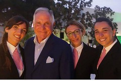 """Si è spento l'imprenditore Giuseppe Pastore, fondatore di """"Tenuta Donna Lavinia"""""""